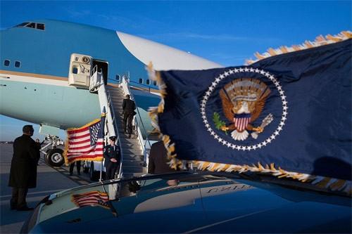 Choáng với chi phí vận hành chuyên cơ chở Obama ảnh 4
