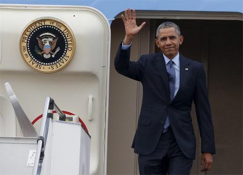 Choáng với chi phí vận hành chuyên cơ chở Obama ảnh 1