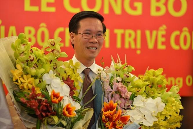 Ông Võ Văn Thưởng làm Trưởng Ban Tuyên giáo TƯ ảnh 1