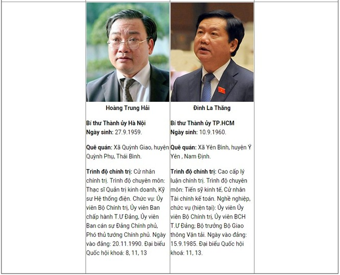 Hàng loạt ủy viên Bộ Chính trị, Ban Bí thư được phân công nhiệm vụ mới ảnh 3