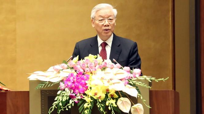Hàng loạt ủy viên Bộ Chính trị, Ban Bí thư được phân công nhiệm vụ mới ảnh 1