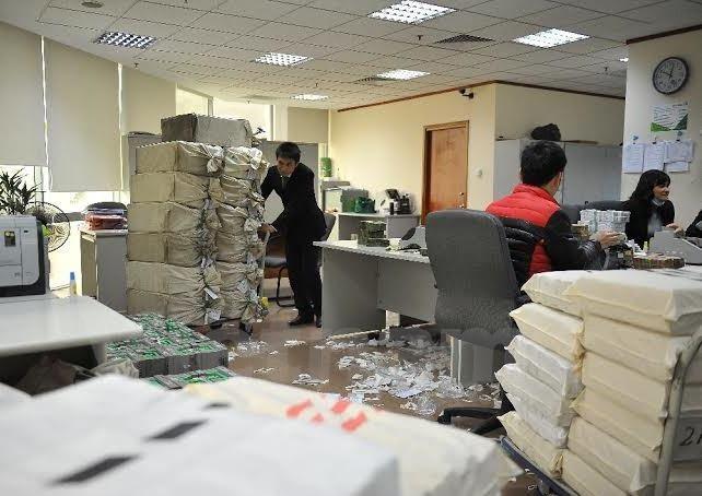 """Vietcombank lên tiếng về việc máy ATM """"trục trặc kỹ thuật"""" trước Tết ảnh 3"""