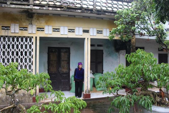Ngôi nhà cũ của bà Hằng