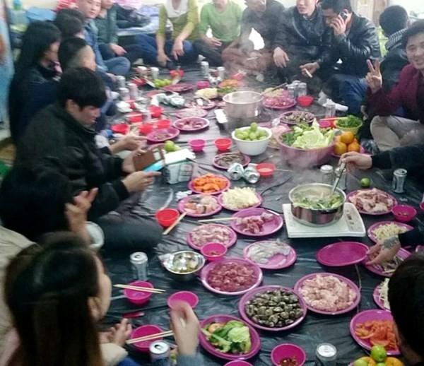 Kẹt lại ở Đài Loan: Nhớ quê nhà bếp lửa chiều xuân ảnh 2