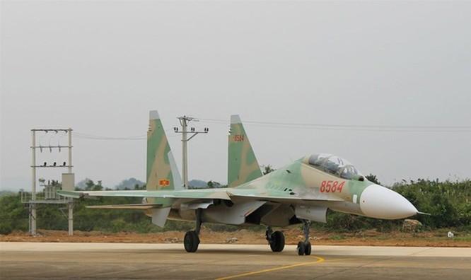 Thêm 2 tiêm kích Su-30MK2 vừa về Việt Nam ảnh 1