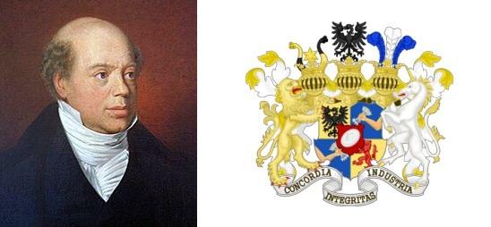 Rothschid – đế chế tài chính hùng mạnh vươn lên từ sự sụp đổ của Napoleon ảnh 1