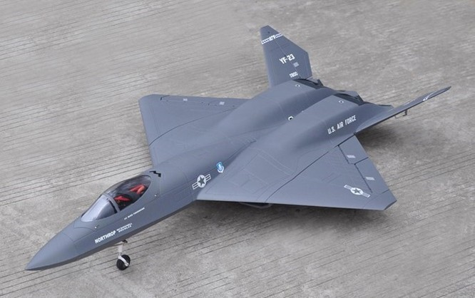 Northrop Grumman tung clip quảng cáo chiến đấu cơ thế hệ 6 ảnh 1