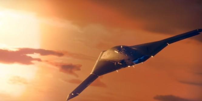 Northrop Grumman tung clip quảng cáo chiến đấu cơ thế hệ 6 ảnh 2