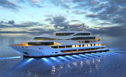 Du thuyền triệu đô đậu đầy bến nhà giàu Việt ảnh 2