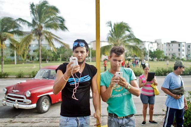 Internet tại Cuba: 150 nghìn/giờ lướt web ảnh 2