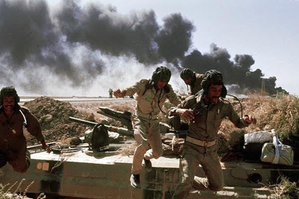 """5 """"cuộc chiến dầu mỏ"""" khốc liệt nhất lịch sử ảnh 1"""