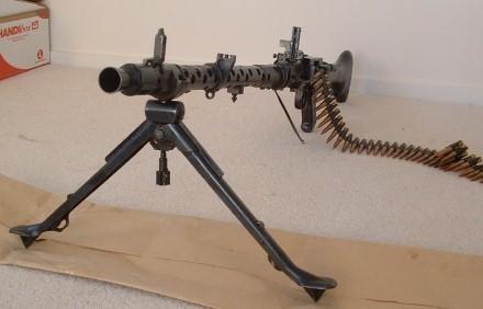 Video súng máy đa chức năng độc đáo và uy lực của phát xít Đức ảnh 1
