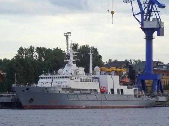 Tàu tối tân Nga chặn được thảm kịch tàu ngầm Kursk? ảnh 3