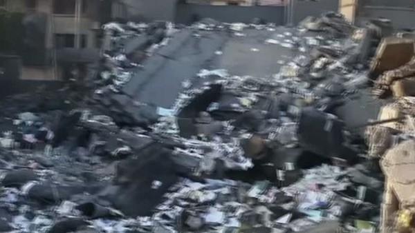 Máy bay Mỹ đã đốt của IS ít nhất 500 triệu USD tiền mặt ảnh 1