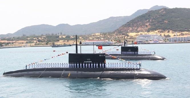 Báo Nga: Trung Quốc đối mặt tên lửa tàu ngầm Nga ở Biển Đông ảnh 1