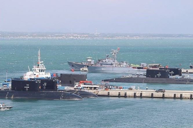 Báo Nga: Trung Quốc đối mặt tên lửa tàu ngầm Nga ở Biển Đông ảnh 2