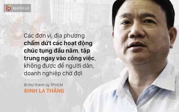 """Chỉ 15 ngày, ông Đinh La Thăng đã """"nổi bật"""" trong vai trò Bí thư thành ủy ảnh 1"""