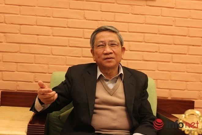 GS Nguyễn Minh Thuyết: Chính khách làm hình ảnh mà đóng kịch, kiểu gì cũng hở ảnh 1