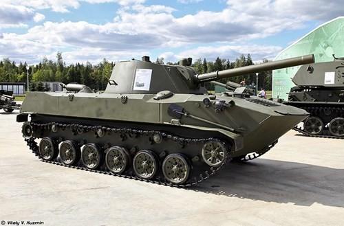 Cận cảnh dàn pháo tự hành 'khủng' nhất thời Liên Xô - ảnh 12