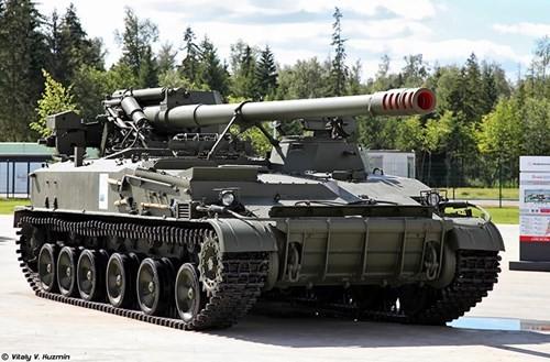 Cận cảnh dàn pháo tự hành 'khủng' nhất thời Liên Xô - ảnh 8