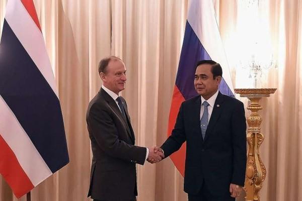Thái Lan 'bắt cá ba tay' trong quan hệ với Nga - Mỹ - Trung ảnh 1