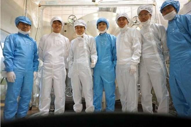 Vệ tinh MicroDragon của Việt Nam sẽ lên quỹ đạo vào năm 2018 ảnh 2