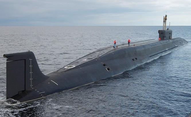 Nga công bố clip bên trong tàu ngầm hạt nhân hiện đại nhất ảnh 1