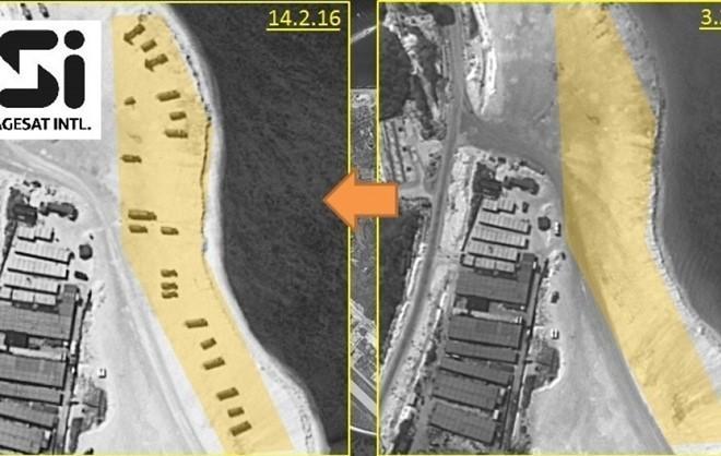 'An ninh và tự do hàng hải ở Biển Đông đang bị đe dọa'