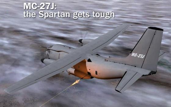 """Video uy lực """"bản sao"""" của """"hung thần"""" AC-130 Mỹ ảnh 4"""