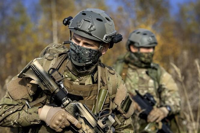 Lực lượng đặc biệt của Nga ảnh 2