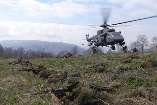 Lực lượng đặc biệt của Nga ảnh 3