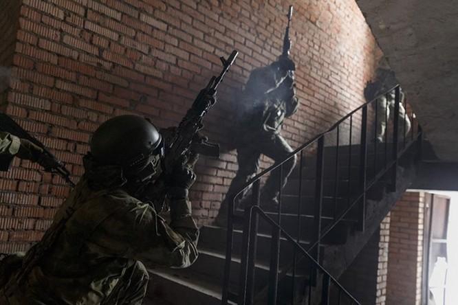 Lực lượng đặc biệt của Nga ảnh 4