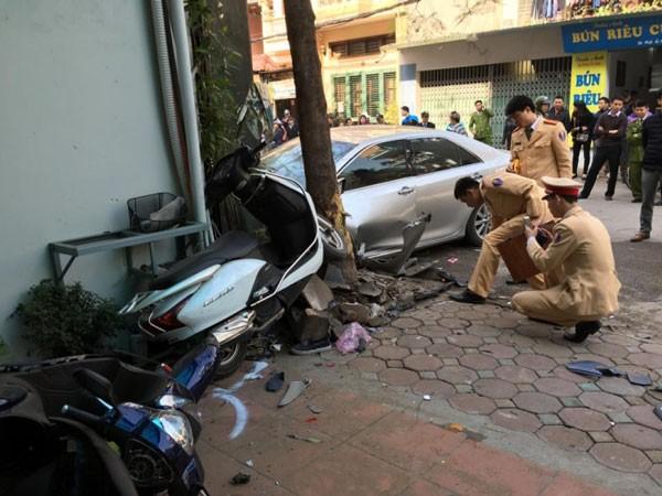 Ôtô đâm chết 3 người: Sự thật xe Nhật giá rẻ ảnh 1