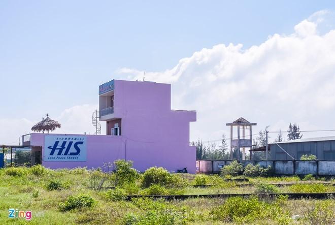 Dừng xây dựng một số công trình quanh sân bay Nước Mặn ảnh 1