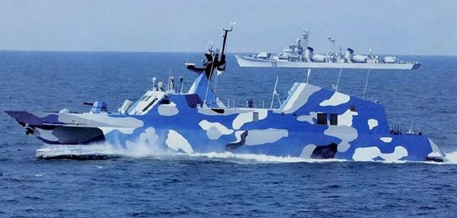 Chiến thuật tàu bầy đàn của Mỹ có thắng nổi Trung Quốc? ảnh 1