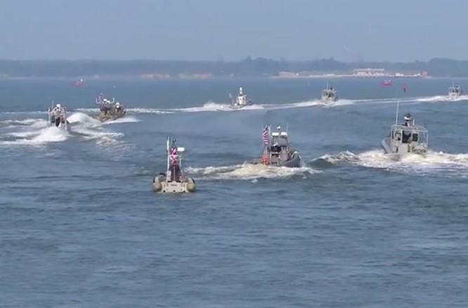 Chiến thuật tàu bầy đàn của Mỹ có thắng nổi Trung Quốc? ảnh 3