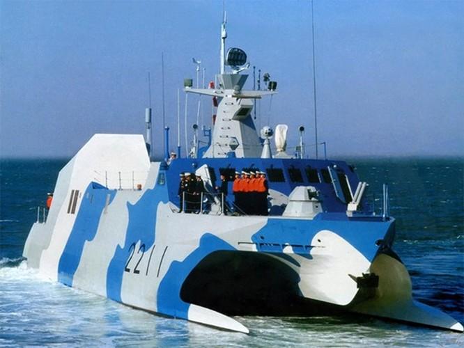 Chiến thuật tàu bầy đàn của Mỹ có thắng nổi Trung Quốc? ảnh 2