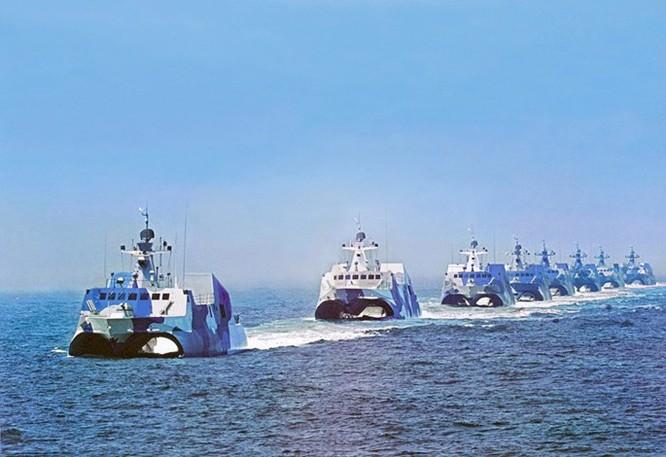 Chiến thuật tàu bầy đàn của Mỹ có thắng nổi Trung Quốc? ảnh 4