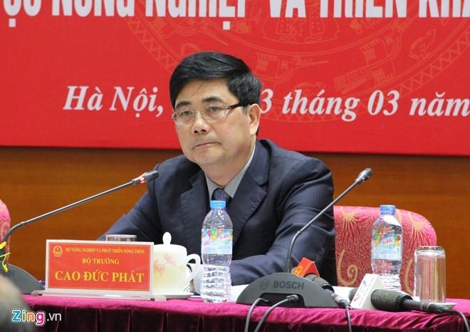 Bộ trưởng yêu cầu các Sở đọc lại Luật an toàn thực phẩm ảnh 1