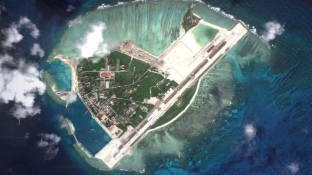 Cận cảnh những việc làm phi pháp của TQ ở đảo Phú Lâm ảnh 5