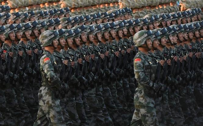 Chiến lược biến đổi quân đội của Trung Quốc ảnh 1