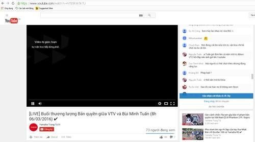 Hủy buổi làm việc trực tiếp về vụ VTV vi phạm bản quyền ảnh 1