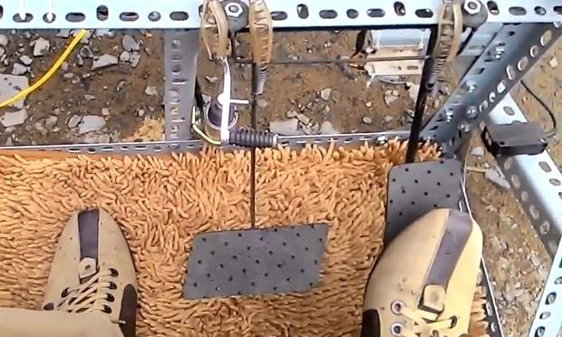 Người Nhật phát minh chân ga cải tiến chống đạp nhầm siêu thông minh ảnh 2