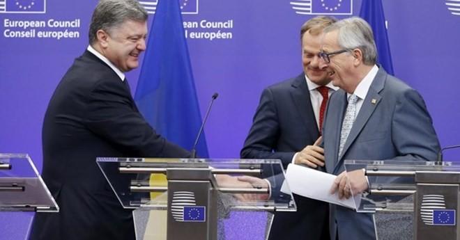 """Ukraine """"hết cửa"""" gia nhập EU, NATO ảnh 1"""
