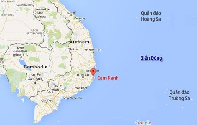 Tàu chiến Nhật có thể vào cảng Cam Ranh trong tháng 4 ảnh 1