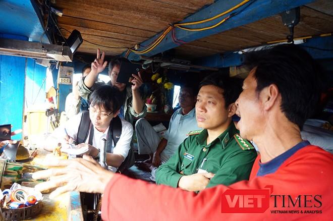 Căm phẫn tàu hải cảnh Trung Quốc tấn công, cướp phá tàu cá Quảng Nam ảnh 2