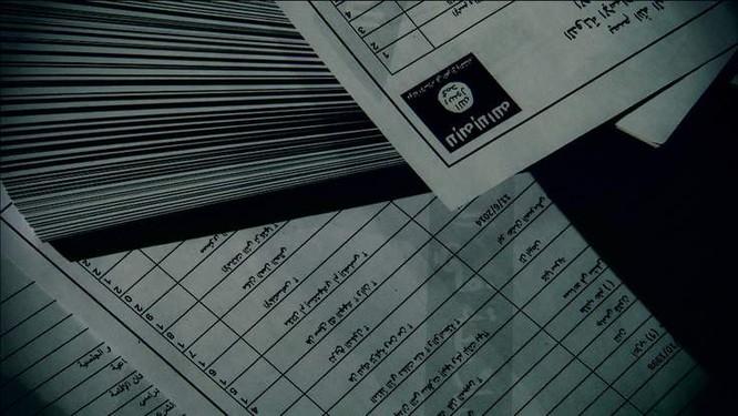 IS bị lộ danh tính 22.000 chiến binh ảnh 1