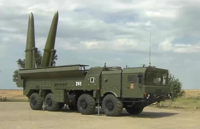 Sốc: Nga có thể đã bí mật đưa tên lửa Iskander-M đến Syria trước giờ rút quân? ảnh 4