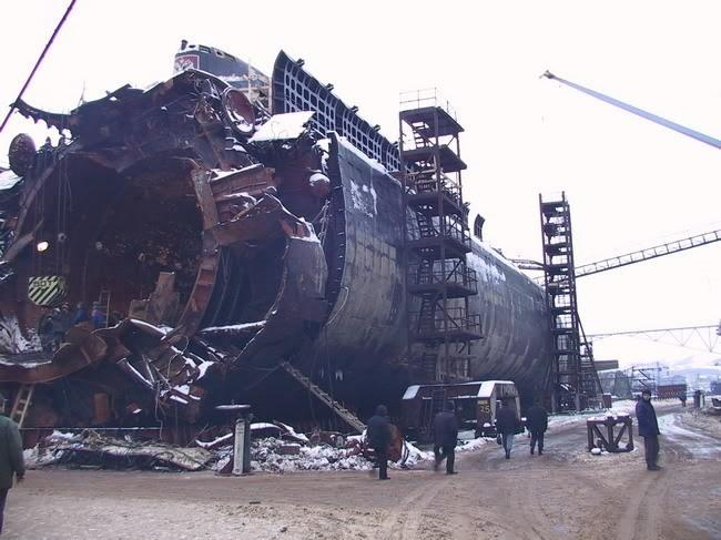 5 thảm họa tàu ngầm nghiêm trọng nhất trong lịch sử ảnh 1