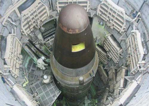 """Khám phá những tên lửa đạn đạo """"khủng khiếp"""" nhất thế giới ảnh 5"""